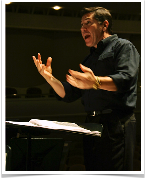 Glenn Conducting